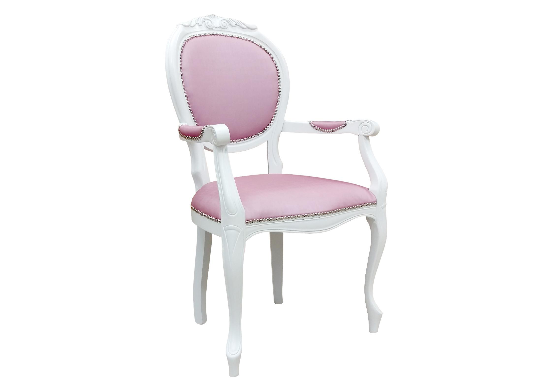 Krzesło Ludwik z podłokietnikami